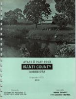 Title Page, Isanti County 1972